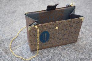Gaudeamus Tasche aus Buch Buchhandtasche