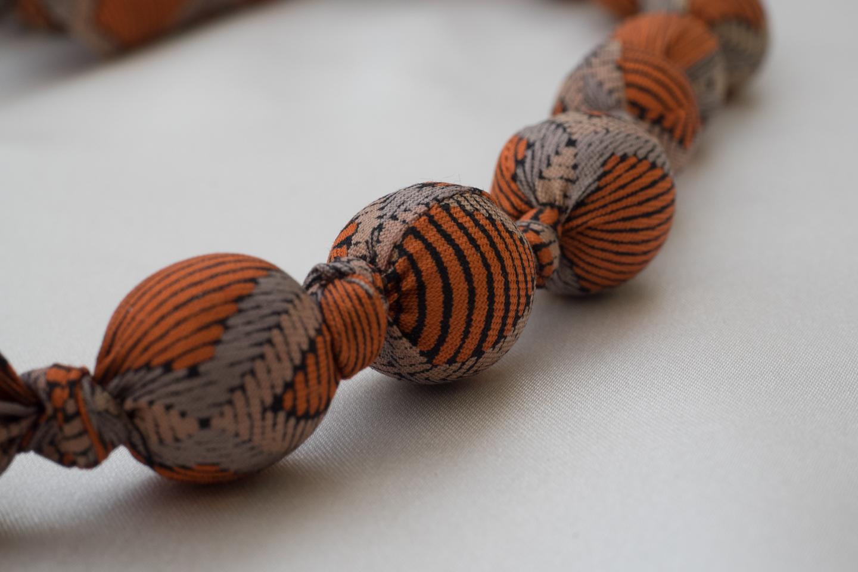 Krawattenkette orange Image