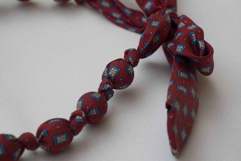 Krawattenkette rot Image
