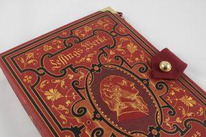 Lessings Werke Buchhandtasche Tasche aus Buch