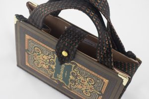 Heimburg Tasche aus Buch Buchhandtasche
