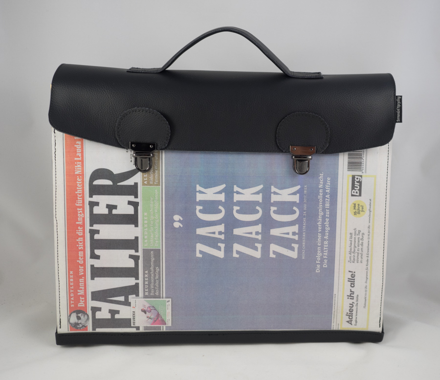 Falter ZACK-ZACK-ZACK Aktentasche Image