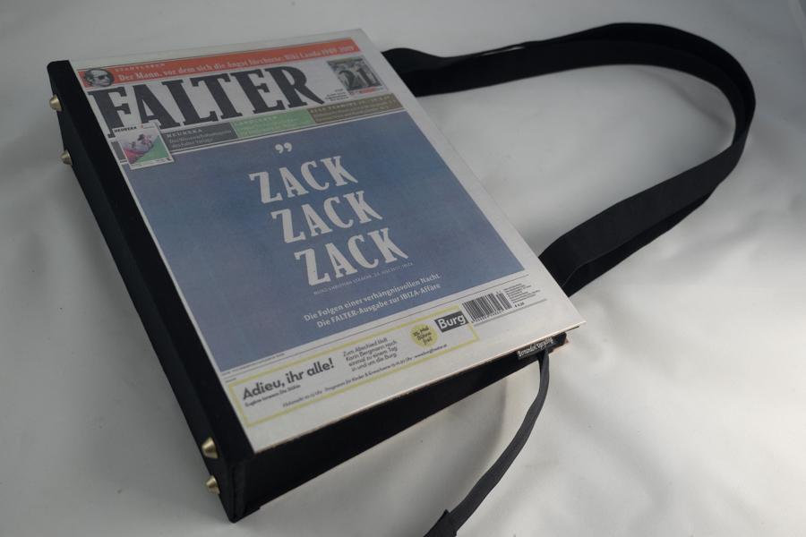 Falter ZACK-ZACK-ZACK Damentasche Image