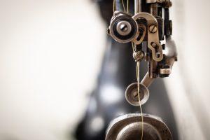 Singer Schusternähmaschine über 100 Jahre alt