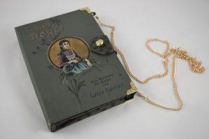 """Clutch aus dem Buch """"Das Dorli"""""""