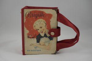 Brigitte Tasche aus Buch Buchhandtasche