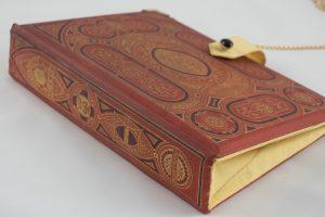 Burns - Poems and Songs Tasche aus Buch Buchhandtasche