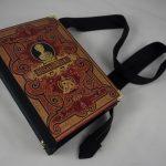 Sehr edle Tasche aus einem Sammelband von Lenau