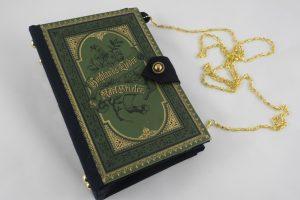"""Tasche aus einem Liederbuch """"Hochlands-Lieder"""""""