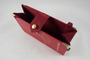 "Tasche aus einem Kochbuch ""Das goldene Kochbuch"""