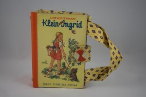 """Kleine Tasche aus dem Buch """"Klein Ingrid"""""""