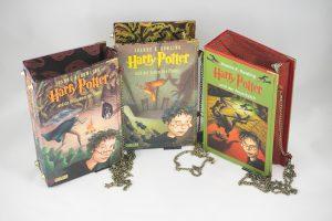 Taschen aus Harry Potter Büchern