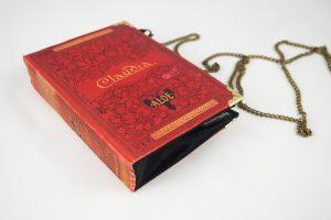 """Tasche aus einem Buch """"Claudia"""""""