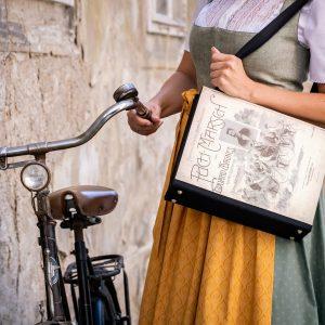 Bernanderl Vintage-Tasche Puch-Marsch