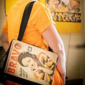 Bernanderl Vintage-Tasche BRAVO