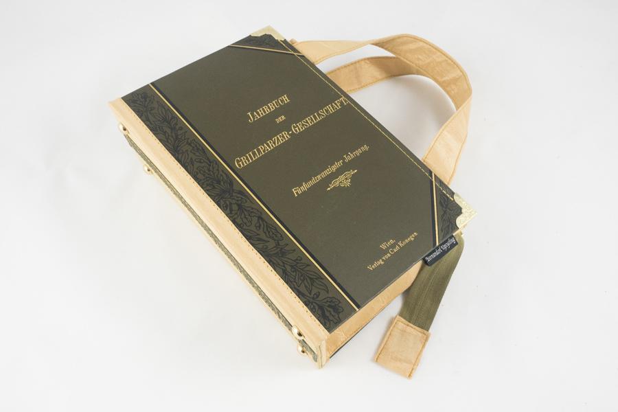 Jahrbuch der Grillparzer-Gesellschaft Image