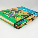Ringmappe aus einem Kinderlexikon